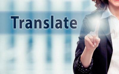 Cómo elegir un buen servicio de traducción para empresas