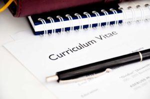 traducir curriculum vitae