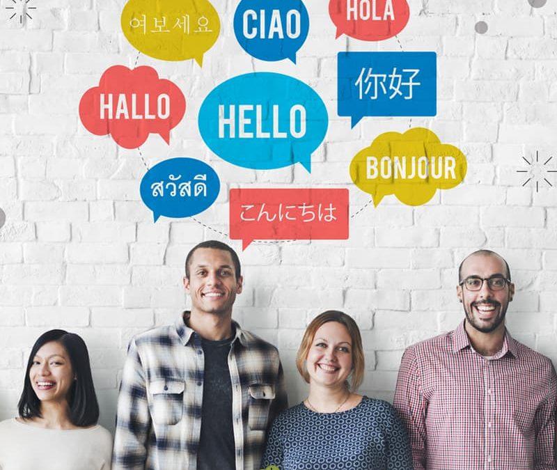 Los 5 idiomas más hablados del mundo